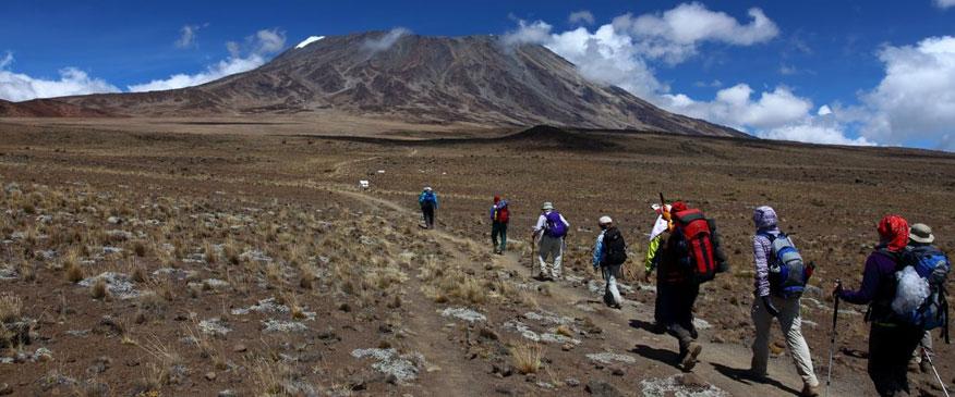 7-Days-Climbing-Kilimanjaro-via-Machame-Route