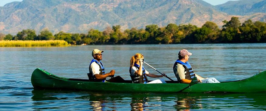 Canoeing-Arusha-National-Park