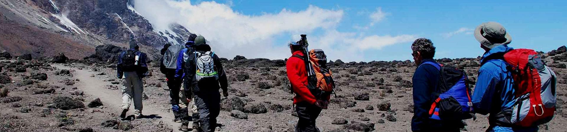 Climbing-Mount-Kilimanjaro.